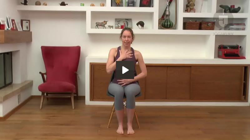 Teljes jóga légzés