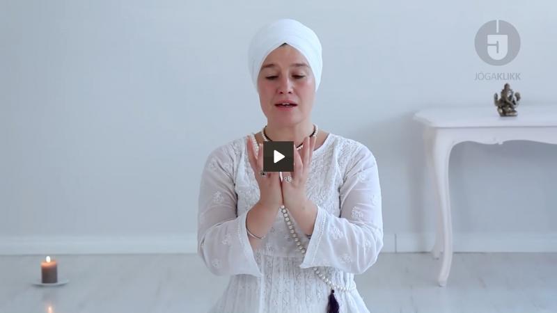 Antar Naad mantra meditáció